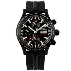 CM2192C-P2-BK   Ball Fireman Storm Chaser DLC Glow 43mm watch. Buy Now