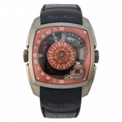 539.101.B | Cyrus Klepcys Mars Red 46 mm watch. Watches of Mayfair