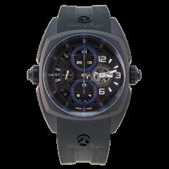 539.504.DDB.A | Cyrus Klepcys Chronograph Skeleton Dark & Blue watch.