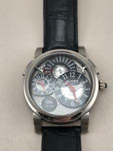 DT1150-OM-001 | Bovet Dimier Recital 6 Orbis Mundi Limited Edition 45mm watch. Buy Online