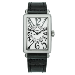 955 SC AT FO BLC.SS | Franck Muller Long Island watch. Buy Online
