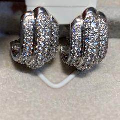 G38P6800  Buy Online Piaget Possession 18K White Gold Diamond Earrings