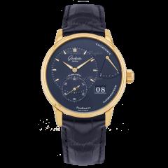 1-65-01-04-15-30 | Glashütte Original PanoReserve 40mm watch. Buy Online