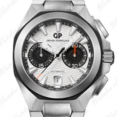 Girard-Perregaux Chrono Hawk Steel 49970-11-133-11A