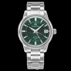 SBGJ251 | Grand Seiko Shunbun Elegance GMT Four Seasons Spring 39.5mm watch. Buy Online
