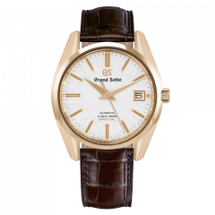 SBGH266 | Grand Seiko Heritage Mechanical Hi-Beat 36000 20th Anniversary Yellow Gold Limited Editions 39.5 mm watch. Buy Online