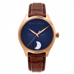 1801-0400   H. Moser & Cie Endeavour Perpetual Moon Concept 42 mm watch   Buy Now
