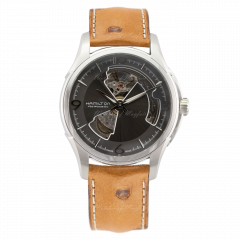 H32565585 | Hamilton Jazzmaster Open Heart Automatic 40mm watch
