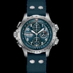 H77906940   Hamilton Khaki Aviation X-Wind Auto Chrono 45 mm watch   Buy Now