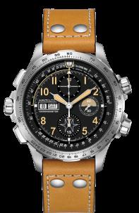 H77796535 | Hamilton Khaki Aviation X-Wind Day Date Auto Chrono 45mm watch