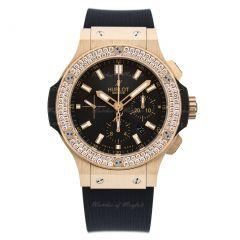 301.PX.1180.RX.1104 | Hublot Big Bang Gold Diamonds 44 mm watch | Buy Now