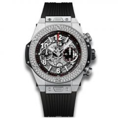 Hublot Big Bang Unico Titanium Diamonds 411.NX.1170.RX.1104