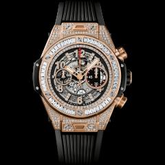 Hublot Big Bang Unico King Gold Jewellery 411.OX.1180.RX.0904 (Watches)