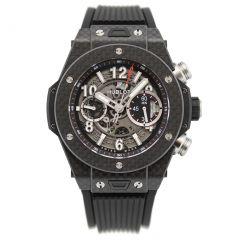 Hublot Big Bang Unico Carbon Ref 411.QX.1170.RX New Authentic Watch