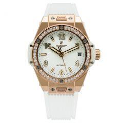 Hublot Big Bang One Click King Gold White Diamonds 465.OE.2080.RW.1204 (Watches)
