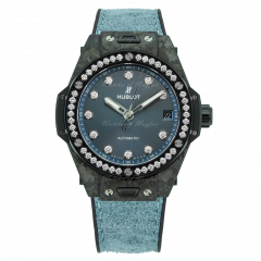 465.QK.7170.VR.1204.ALP18 | Hublot Big Bang One Click Frosted watch.