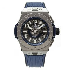 Hublot Big Bang Unico GMT Titanium 471.NX.7112.RX. Watches of Mayfair