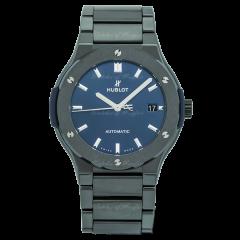 510.CM.7170.CM | Hublot Classic Fusion Ceramic Blue Bracelet watch