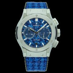 521.NX.2710.NR.ITI18   Hublot Classic Fusion Chronograph 45 mm watch.