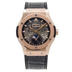 New Hublot Classic Fusion King Gold 547.OX.0180.LR watch