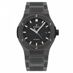 548.CM.1170.CM | Hublot Classic Fusion Ceramic Integrated Black 42 mm