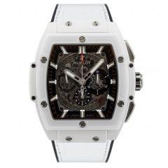New Hublot Spirit of Big Bang White Ceramic 601.HX.0173.LR watch
