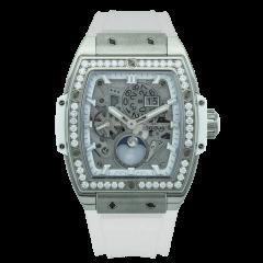 Hublot Spirit Of Big Bang Titanium White Diamonds 647.NE.2070.RW.1204