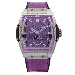 647.NX.4771.LR.1205 Hublot Spirit of Big Bang Titanium Purple   Buy