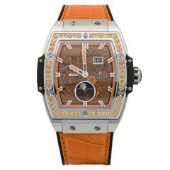 Buy 647.NX.5371.LR.1206 Hublot Spirit of Big Bang Titanium Orange