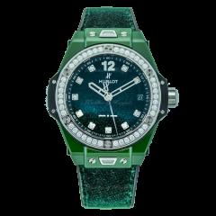 465.GX.277G.NR.1204.ITI18 Hublot Big Bang Italia Independent Green