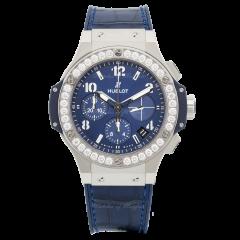 Hublot Big Bang Steel Blue Diamonds 341.SX.7170.LR.1204 | Buy Online