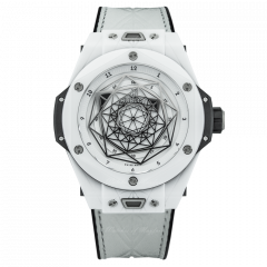 415.HX.2027.VR.MXM19   Hublot Big Bang Unico Sang Bleu Ceramic White 45 mm watch   Buy Now
