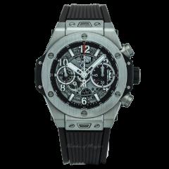 441.NX.1170.RX   New Hublot Big Bang Unico Titanium 42 mm watch
