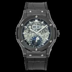 547.CX.0170.LR   Hublot Classic Fusion Aerofusion Moonphase Black Magic 42 mm watch   Buy Now