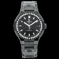 568.CM.1470.CM.1204 | Hublot Classic Fusion Black Magic Bracelet 38mm