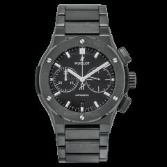 520.CM.1170.CM  Hublot Classic Fusion Chronograph Black Magic Bracelet