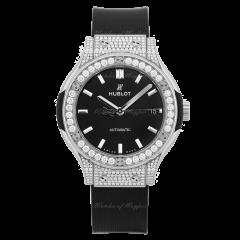 565.NX.1470.RX.1604 | Hublot Classic Fusion Titanium 38 mm watch | Buy Now