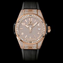 Hublot Big Bang King Gold Full Pave 465.OX.9010.RX.1604   E-Boutique