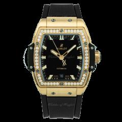 665.OX.1180.RX.1204 | Hublot Spirit of Big Bang King Gold Diamonds
