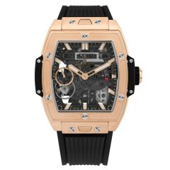 614.OX.1180.RX   Hublot Spirit Of Big Bang Meca-10 King Gold 45mm watch. Buy Online