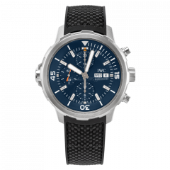 IWC AquaTimer Chronograph Jacques-Yves Cousteau IW376805 New Authentic