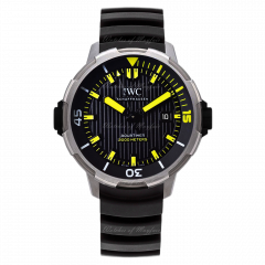 IWC AquaTimer Automatic 2000 IW358001   Watches of Mayfair