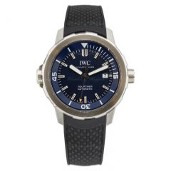 IWCAquaTimer Expedition Jacques-Yves Cousteau IW329005 New Authentic Watch