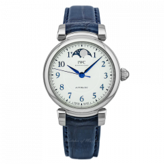 IW459306 - IWC Da Vinci Automatic Moon Phase 36 mm watch. Novelty 2017