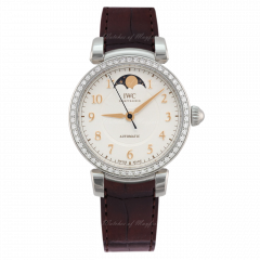 IW459307   IWC Da Vinci Automatic Moon Phase 36 mm watch. Buy Now