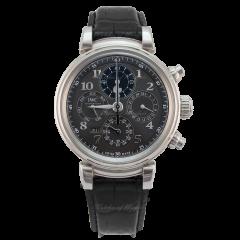 IW392103 IWC Da Vinci Perpetual Calendar Chronograph 43 mm watch.
