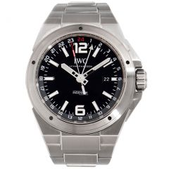 IWC Ingenieur Dual Time IW324402 New Authentic Watch