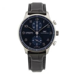 IW371491   IWC Portugieser Chronograph 40.9 mm watch. Buy Now
