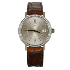 IWC Portofino Automatic 37 IW458103 | Watches of Mayfair