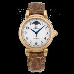 IW459308 | IWC Da Vinci Automatic Moon Phase 36 mm watch. Buy Now